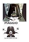 28535 Pare-brise fumé Piaggio Vespa LX 50–125–150