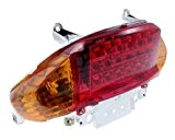 2EXTREME feu arrière à lED sP - 1 (orange), clignotant, yY50Q bT49QT - 9