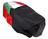 2extreme Housse de siège Italy style pour Vespa Vespa LX 502T/4T, LX 125/150/125ie/150ie