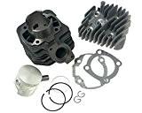 2extreme Sport 70cc cylindre piston + pour Peugeot Looxor 502T, SV 50Geo, Speedake 502T