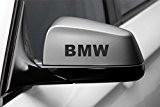4x BMW Wing Miroir Stickers adhésifs Corps en panneau Graphic fenêtre en alliage