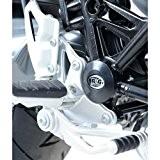 442293 - Insert De Cadre R&G Racing Noir Droit Bmw R1200 Nine-T