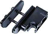 ABUS Support d'Antivol Moto GRANIT SLEDG 77, Transport de bloque-disque Noir