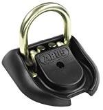 ABUS WBA 100 Système de fixation Noir 110/80 mm