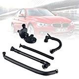 acefox Carter aération voiture PVC pour BMW E46320i 330i 325i 328i 323i M52M54
