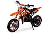 Actionbikes Delta Dirt Bike pour enfant 49cm3 Moteur à 2temps