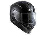 AGV K5 Sv Plain moto casque noir