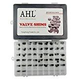 AHL 7.48mm Complete Hot Cams valve kit de cale valve shim pour Yamaha FZR400 1988-1990/Yamaha FZR1000 1989-1995 (3x47pcs)