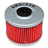AHL- Motocyclette filtre à huile pour HONDA NX650 DOMINATOR 650 1988-2002