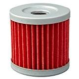 AHL- Motocyclette filtre à huile pour SUZUKI UH125 BURGMAN 125 2002-2012