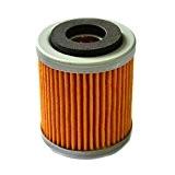 AHL- Motocyclette filtre à huile pour YAMAHA YFM350R RAPTOR 350 2004-2007 2009-2013