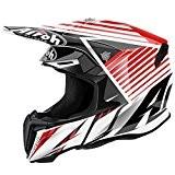 Airoh casque moto cross Twist Visière réglable S STRANGE