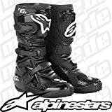 Alpinestars - Bottes cross - TECH 6S YOUTH BOOT - Couleur : Noir - Pointure : 5