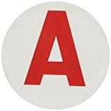 "Altium 651509 Disque ""A"" Electrostatique"