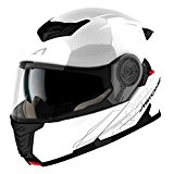 Astone Helmets Casque Modulable RT1200, Blanc, M