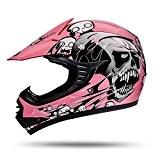 ATO-Helme skulletti Pink cross-enfant-rose-taille m/l/xL avec la nouvelle norme de sécurité eCE 2205