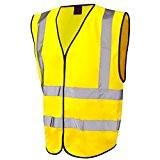 Automotive Gilet de sécurité haute visibilité