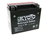 Batterie Kyoto 12V GTX12-BS MF sans entretien