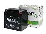 Batterie YTZ 7S pour Honda XL 125 V (Varadero) Bj: 01-- (Volt/Ampere) 12/6