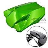 BJ Global Moto arrière Housse de siège Cowl Fit pour Kawasaki Z10002010-2013Noir & # x3001; Vert/fibre de carbone