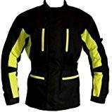 Blindé Imperméable Cordura Textile Moto Blouson Moto Collection Pour Hommes