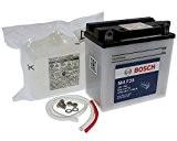 Bosch 12N9-4b112V Batterie pour Piaggio/Vespa LX 125, LXV 502T, NRG MC3DD 50LC Purejet
