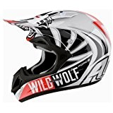 CASQUE CROSS / OFF ROAD JUMPER WILD WOLF AIROH TG S