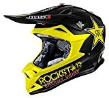 Casque Motocross Just1 Rockstar J32 Pro None (L , Noir)