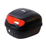 Coffre De Moto Top Case Scooter Sacs pour casques Quad 33 Litre 1 Casque RB-3c