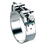 Collier de pot d échappement pour cc de a HC4851 etat Neuf Collier manchon echappement à vis 48 à 51 ...