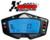 Compteur digital Mutlifonctions KOSO db03r Racing universel