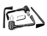 """ConPush Universel Protection de la Moto Levier de Frein Embrayage 7/8 """"22mm Protège-mains pour Moto Guidon Protecteur"""