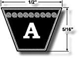 Courroie en V kevlar A49 (6851)