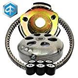 Courroie rouleaux cloche Rotor d'origine pour piaggio pour piaggio x8street E21252006/2007