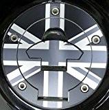 Couvercle de réservoir Pad Tankpad Triumph T 300/400Daytona Speed Triple Trident Sprint Sport Trophy 75090010001200