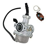 Cozy 22 mm PZ22 Chainese Allemagne Pit Dirt Bike Carb POW6471 Motobineuse 125cc moteur à carburateur 110cc carburateur Pitbike ATV ...