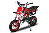 Dirtbike Motocross 49cm3 Petit format