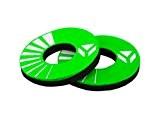 Donuts en mousse - YCF - Vert - Dirt Bike