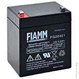 Fiamm - Batterie plomb AGM FG20451 12V 4.5Ah - Batterie(s)