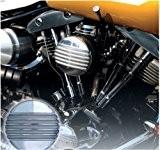 Filtre à Air pour Harley Davidson Sportster Dyna Softail Touring Custom Bobber Chopper