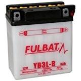 Fulbat - Batterie moto YB3L-B 12V / 3Ah