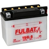 Fulbat - Batterie moto YB4L-B 12V / 3Ah