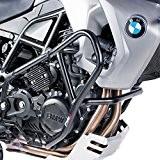 Garde boue arrière Puig BMW F650GS,F800GS 08-12 ,F700GS 12-15 noir