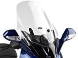 Givi - Bulle incolore Givi +16cm (D229ST) Piaggio X9 Evo 125/200/250/500