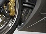 Grille protection radiateur Triumph 675 Daytona 2006 - 2012