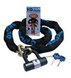 H/D Oxford Sold Secure chaîne et cadenas pour vélo/Scooter 1 de sécurité