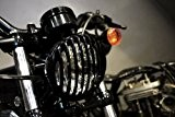 Headlight Grill Harley Davidson Sportster Iron Forty Eight Rough Crafts style
