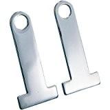 Helmet lock extender chrome - 77-6024-bc202 - Drag specialties DS112450