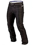 Hommes Eshaw Moto Motocyclette Pantalons Jeans avec Revêtement Protecteur W36-L30