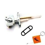 houri Essence Robinet à essence Pompe Réservoir petcock Fuel Tap pour Suzuki dr250se dr350se dr650se Dr 650
